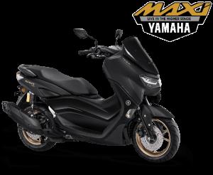 Nmax 155 Matte Black