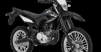 WR 155 R Yamaha Black